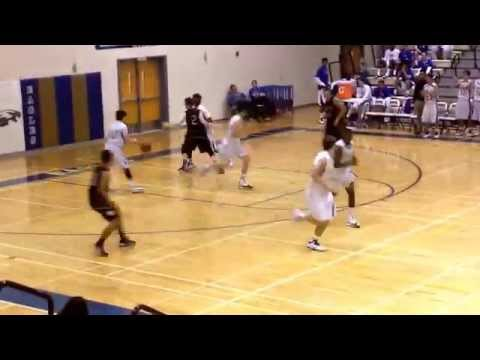 Ruben Brizar 16 Years Old IronWood High School Basketball Glendale Arizona Phoenix HD Video 2015