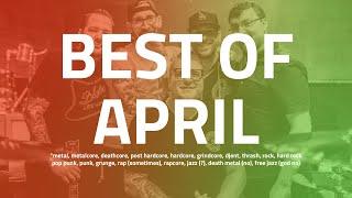 BEST SONGS OF APRIL (2020)