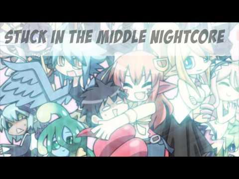°Stuck With You° //nightcore//