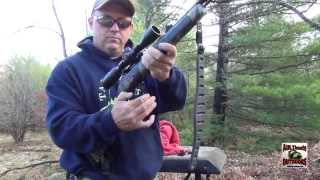 THOMPSON CENTER TRIUMPH BONE COLLECTOR 50 CAL MUZZLE LOADER