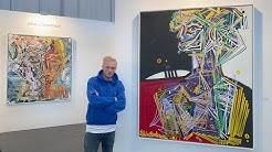 Leon Löwentraut - One Artist Show Art Karlsruhe 2020