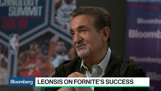 Wizards Owner Leonsis on Esports, Fortnite