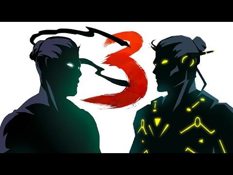 Shadow Fight 3 начало шадоу файт 2 Бой с тенью - Титан игровой мультик видео для детей #КИД