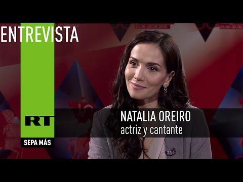 Entrevista Con Natalia Oreiro, Actriz Y Cantante