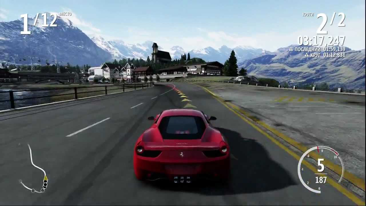 Forza Motorsport 4 Demo Gameplay HD