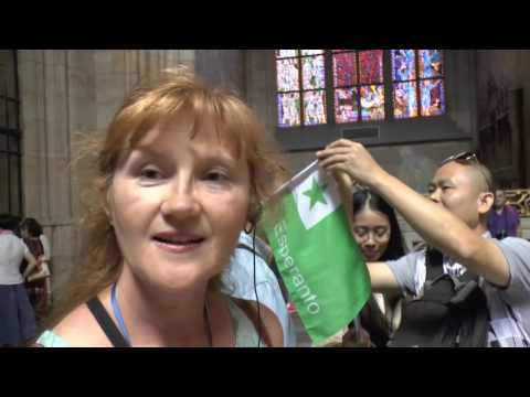 Universala Kongreso de Esperanto 2016 - Raporto 1