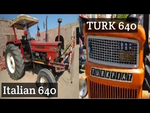 Used Turk Fiat 640 & Italian Fiat 640 For Sale   Turk Fiat 640 Model 1986 & Italian 640 For Sale