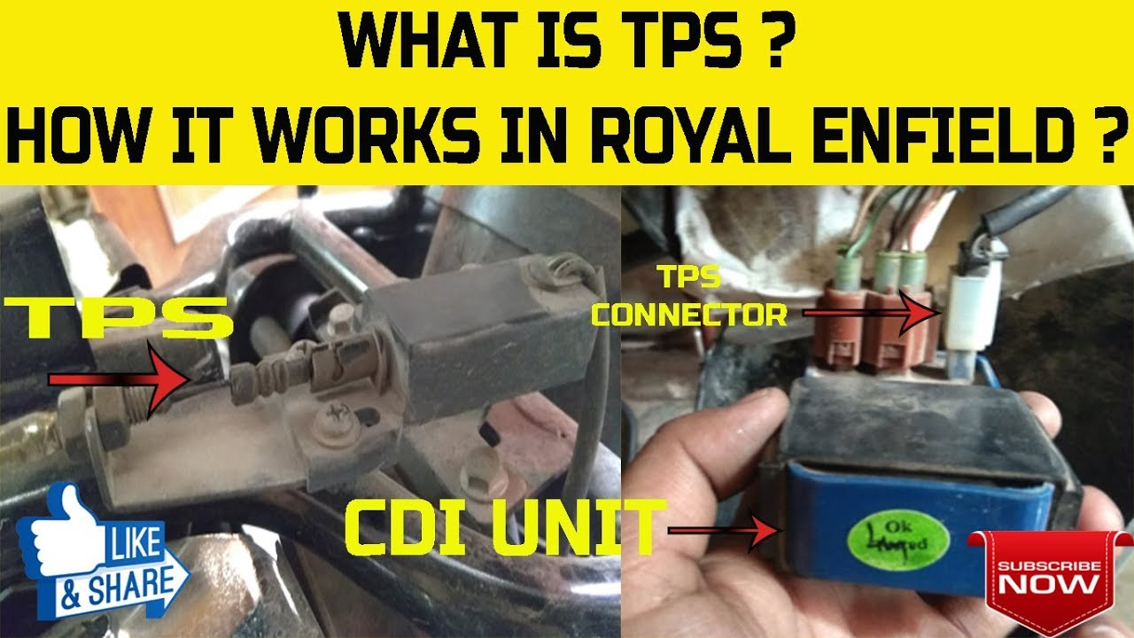 What Is Tps >> What Is Tps Royal Enfield Tps Setting Working Faults Explained In Deatail Auto Badshah