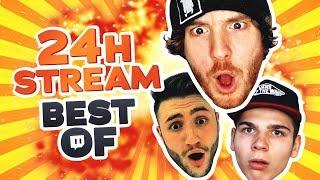 Mega BEST OF vom 24h Stream von Unge, Petrit & Moo