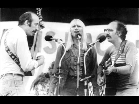~ PETER, PAUL AND MARY ~ The Ballad Of Spring Hill