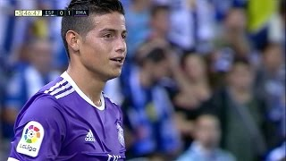 James Rodriguez vs Espanyol Away HD 1080i by JamesR10™