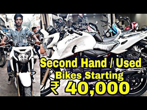 Second Hand Bikes (PART-2)   Bikes Market in Karol Bagh   Delhi