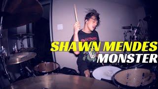Shawn Mendes, Justin Bieber - Monster | Matt McGuire Drum Cover
