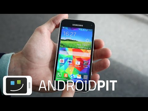 Samsung Galaxy S5 Mini : test complet