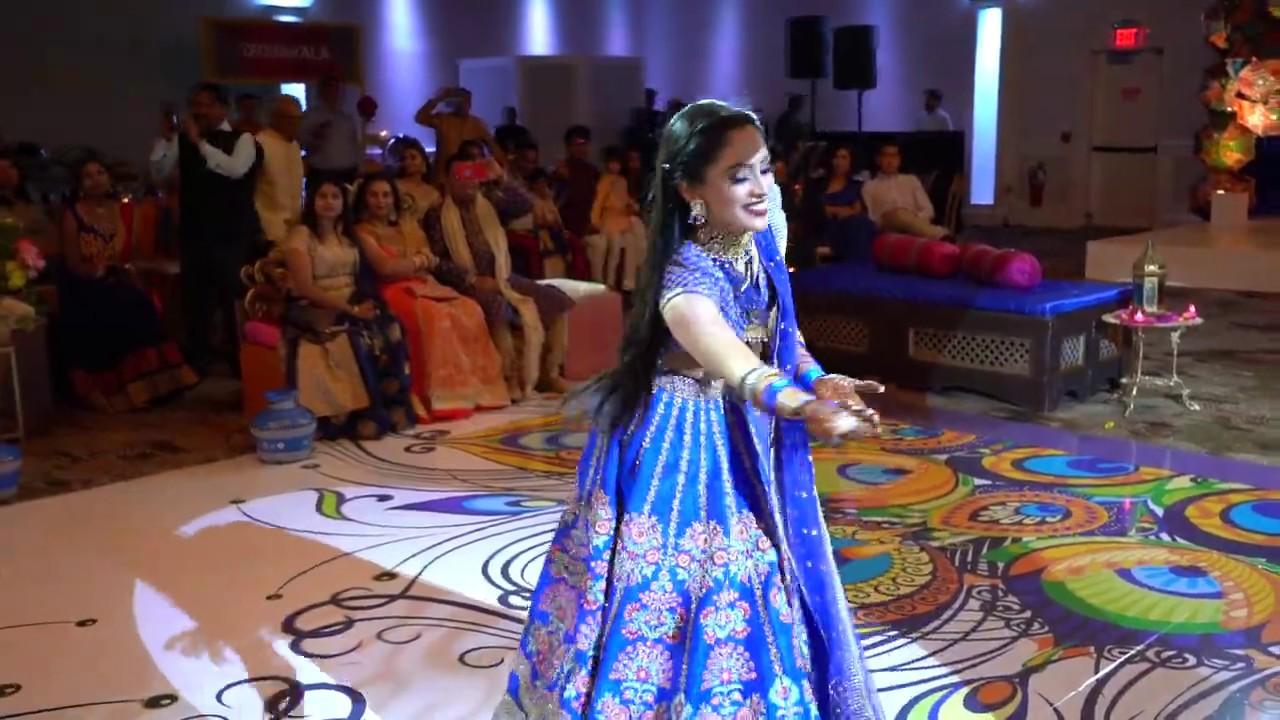 Saajan Ke Ghar Jana Hai | Amazing Wedding Dance by Bride