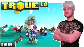 Scythe Plays Trove 1.0 ✪ DARK SHADOW HUNTER! ✪ Let