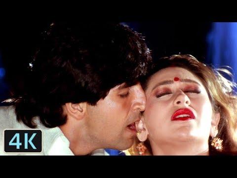 'Tera Yeh Dekh Ke Chehra' Full Video 4K Song - Akshay Kumar, Karishma Kapoor   Sapoot