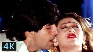 'Tera Yeh Dekh Ke Chehra' Full Video 4K Song Akshay Kumar, Karishma Kapoor , Sapoot