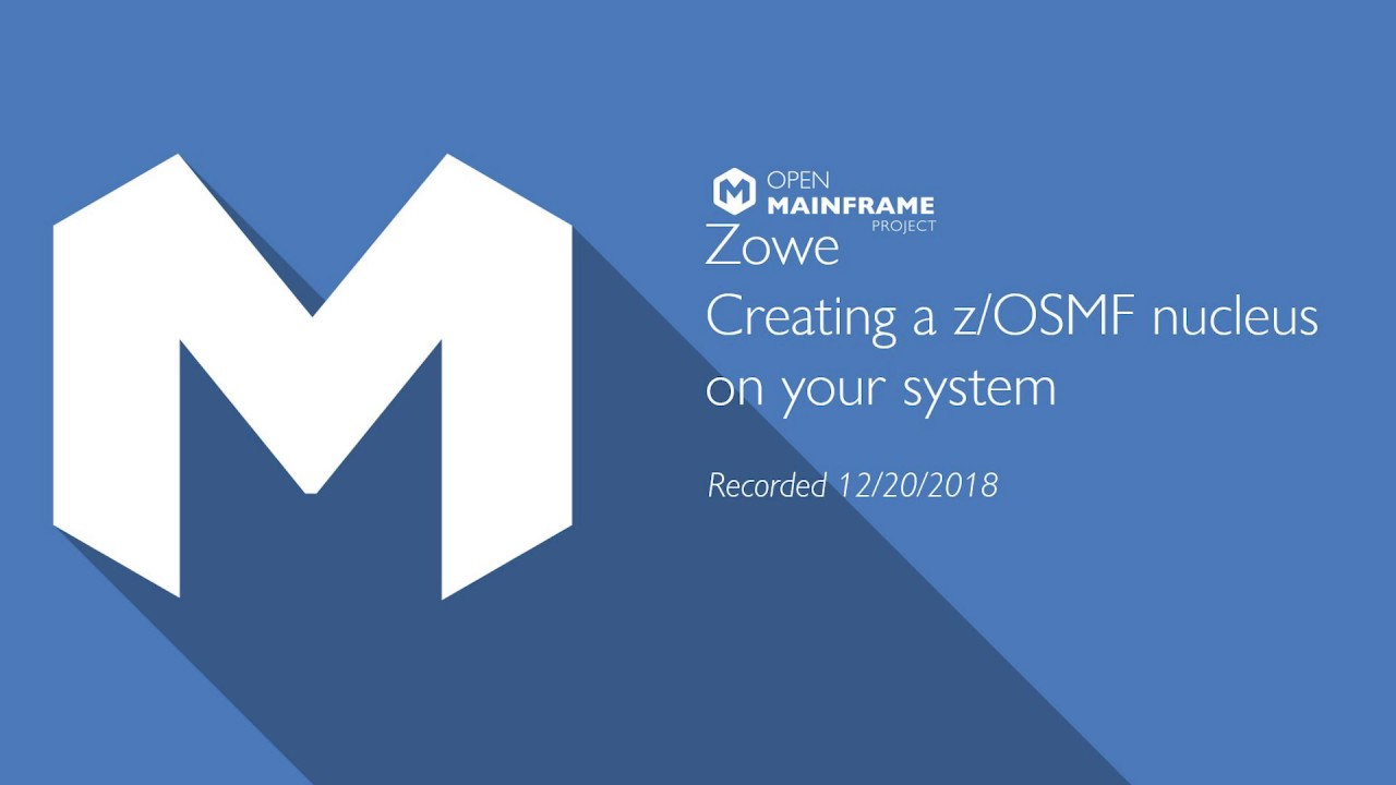 Configuring z/OSMF Lite (for non-production use) | Zowe Docs