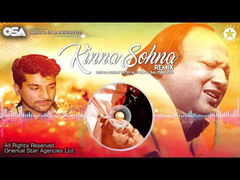 Kinna Sohna (Remix) | Bally Sagoo & Ustad Nusrat Fateh Ali Khan | OSA Official Video | OSA Worldwide