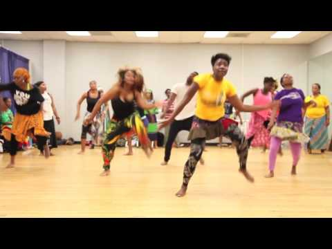 2017 Atlanta African Dance and Drum Festival