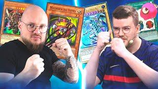 LE MAGICIEN DU TEMPS D'ANTOINE GRIEZMANN ! Deck Joey vs Cyber Dragon   Club Yu-Gi-Oh! #9