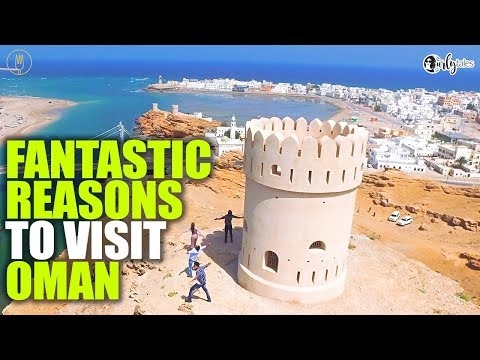 Oman Travel Tales Episode 1 - Reasons Why You Should Visit Oman | Curly Tales