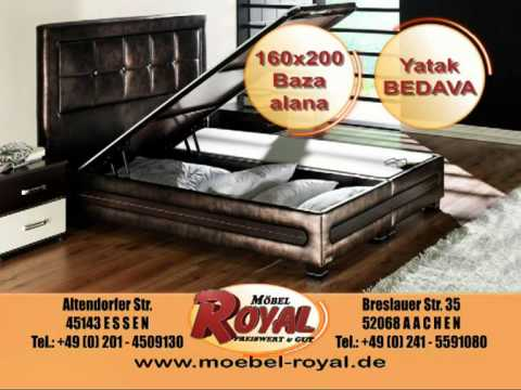 Royal Mobel Baza Youtube