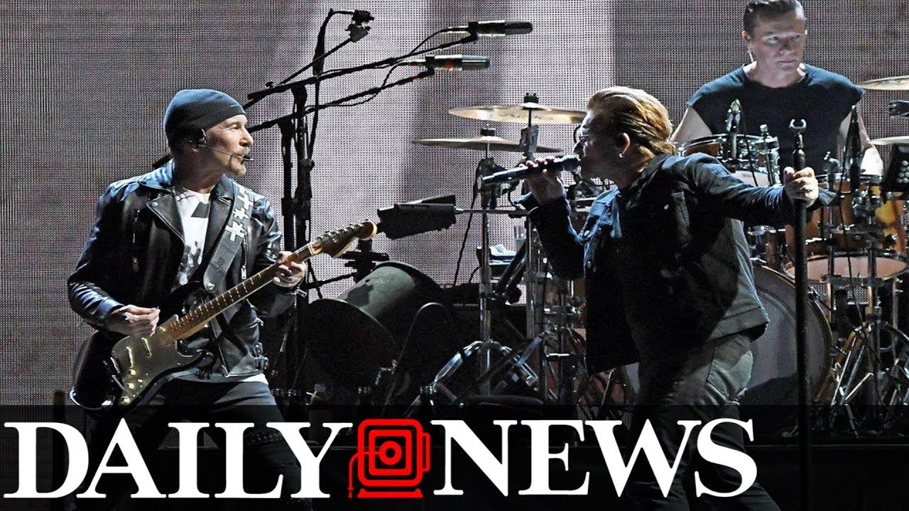 U2 Cancels St. Louis Concert After Protests Over Police Acquittal