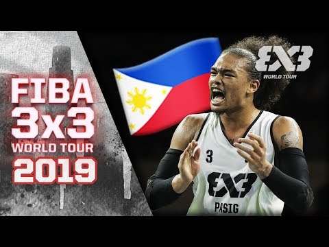 Pasig Chooks Pilipinas Stuns World no. 1 Serbia (VIDEO) FIBA 3x3 World Tour Doha