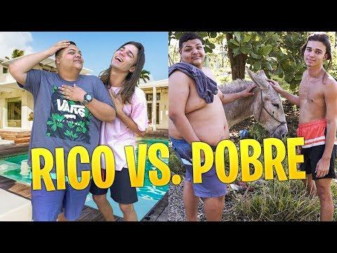 RICO Vs POBRE | AMIGOS