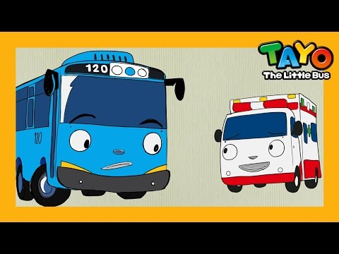 Thumbnail: A Bus Meets a Green Witch EP1 l Tayo the Little Bus l Story for Kids l Bedtime l Heckerty x Tayo