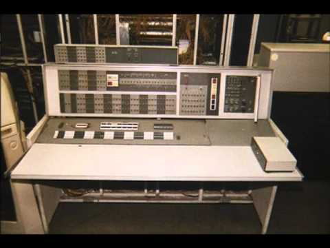Early Computer Speech Synthesis