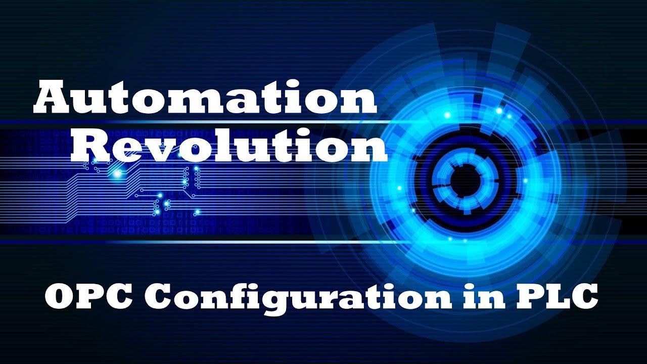 OPC Configuration in SIEMENS PLC