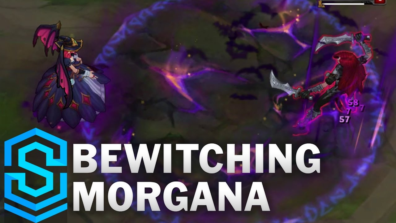 Bewitching Morgana Skin Spotlight - Pre-Release - League of ...
