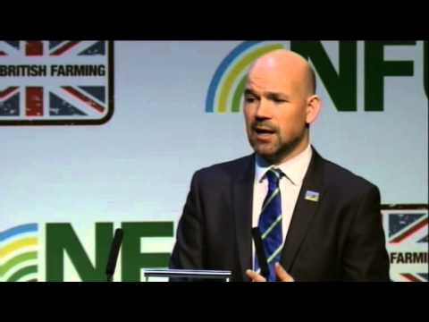 Backing British Farming in a Volatile World - NFU Conference
