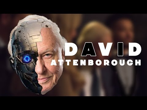 DAVID ATTENBOROUGH AND ARTIFICIAL INTELLIGENCE | Everyday Steve 227
