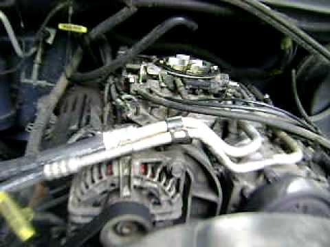 318 Dodge Ram Thermostat Replacement Youtube