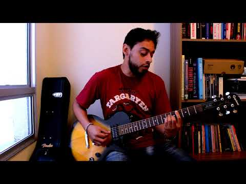 John Mayer - Slow Dancing In A Burning Room (Cover by James Keifer)