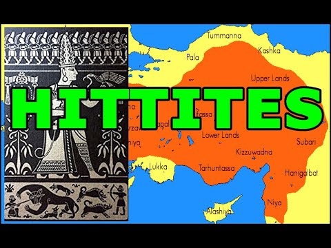 ANCIENT HITTITES of Anatolia (Turkey)