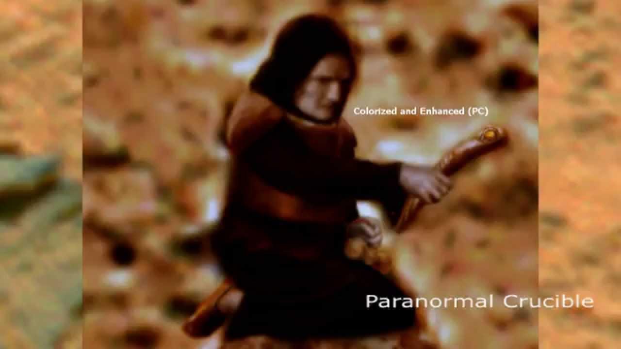 paranormal crucible