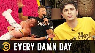 Ryan Goes to SummerSlam & Predicting VMAs Drama - Every Damn Day