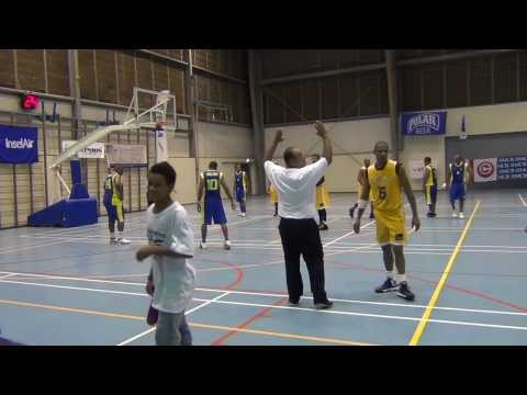 CURACAO ALL STARS vs ASCVG (French Guyana) NOV4