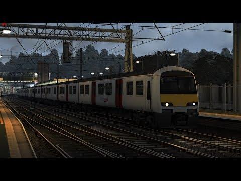 TS2019 - London Liverpool Street - Norwich (Full Run)  - Class 321