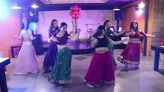 Dil Cheez Tujhe Dedi / Rima Shamo & Dance Group Lakshmi / Choreography by Rima Shamo