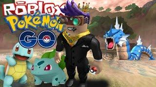 Roblox: Pokemon GO - NEUE POKEMON GO SPIEL