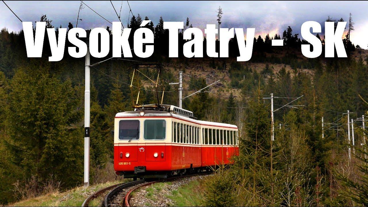 VYSOKÉ TATRY COGWHEEL / Ozubnicová železnica (2017)