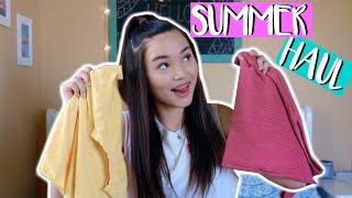 SUMMER 2017 CLOTHING HAUL! | Mandi Grace