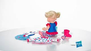 E2101 Hasbro Bebeğimle Moda Zamanı