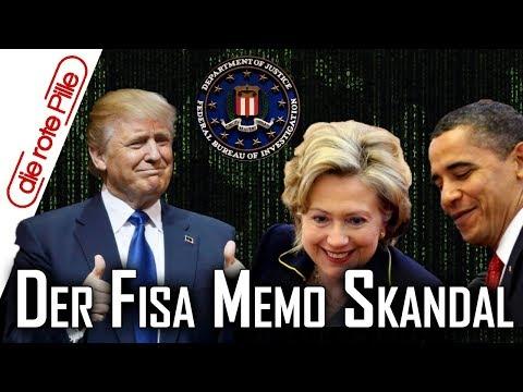 Der Fisa Memo Skandal - Watergate² Reloaded